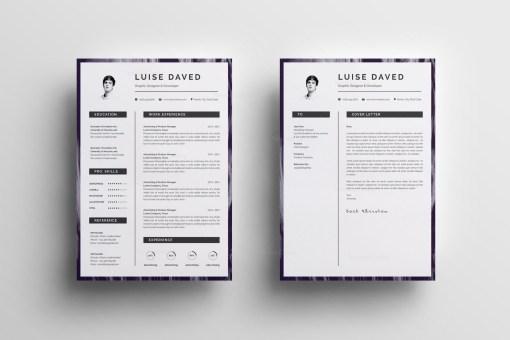 Professional Printable Resume Templates