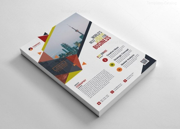 Advertising Flyers Design