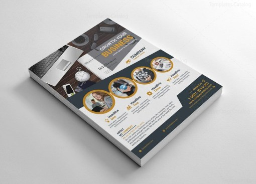 Best Flyers Design Template