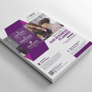 Colorful Flyer Templates