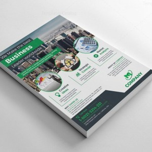 Creative Flyers Design Template