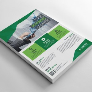 Elegant Flyers Design Templates