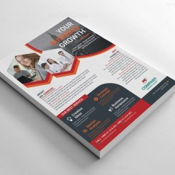 Industry Flyers Design Template