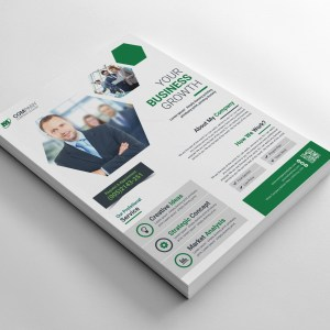 Modern Corporate Flyers Templates