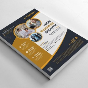 Modern Flyer Templates Design