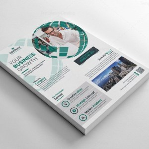 Modern Flyers Design Templates