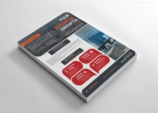 Office Flyers Design Template