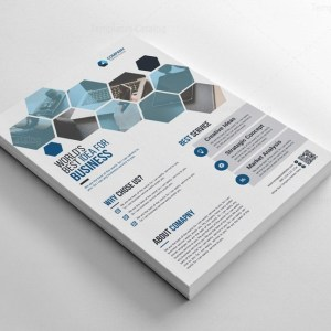 White Flyers Design
