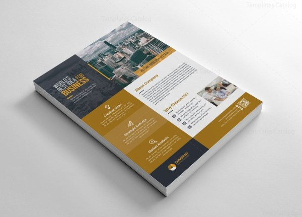 All-Purpose Flyers Template Design
