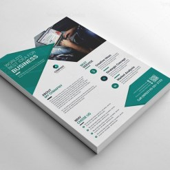Business Services Flyer Design