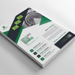 Company Classic Flyers Design