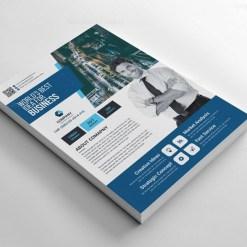 Corporate Flyers Design Sample