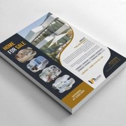 House Sale Flyers Design