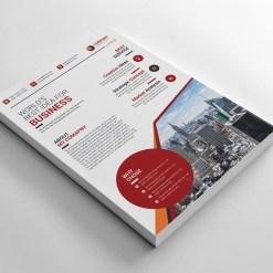 Minimalist Flyer Design