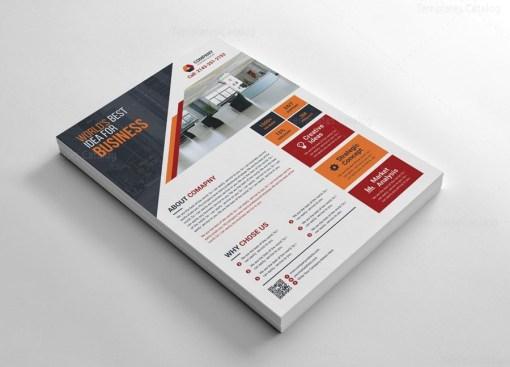 Print Corporate Flyers Design