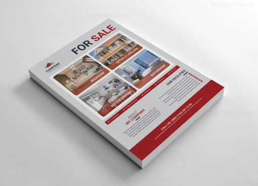 Realty Corporate Flyers Design