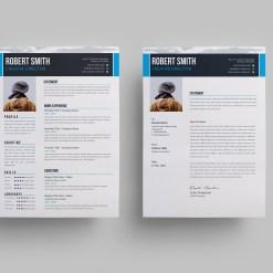 Clean Modern Resume Design
