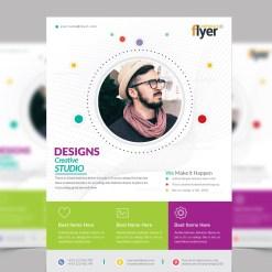 Stylish Flyer Designs