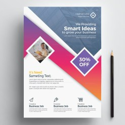 Creative Flyer Designs