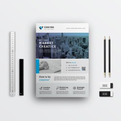 Creative Company Flyer Templates