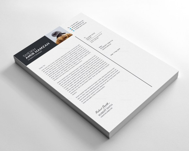 Outstanding Resume Design Template