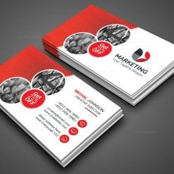 Business PSD Business Card