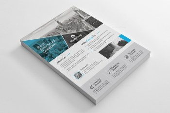 City Corporate PSD Flyer Templates