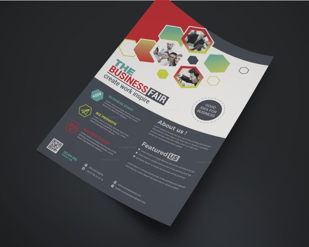 Technology Business Flyer Templates