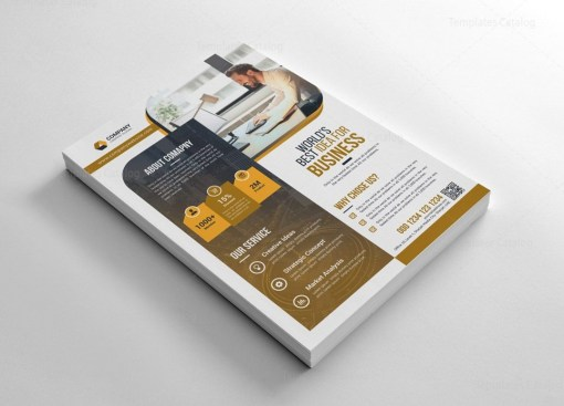 Agency Flyer Templates