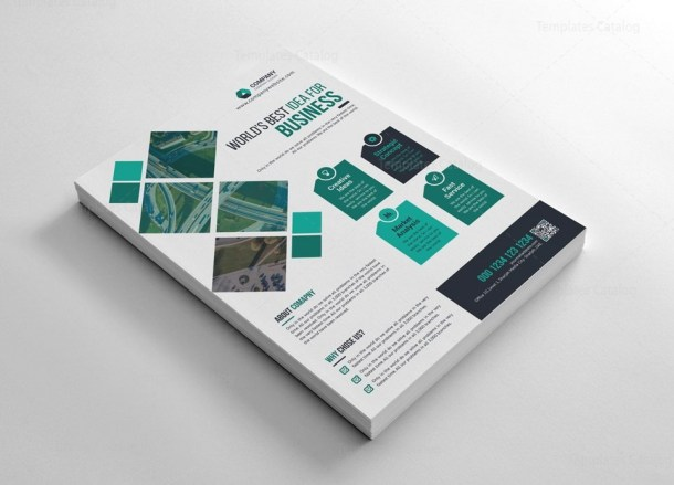 Business Modern Flyer Templates