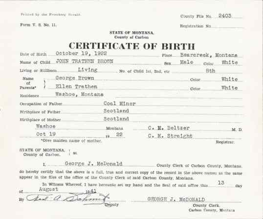 21+ Free Birth Certificate Template - Word Excel Formats