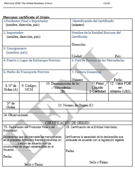 Certificate of Origin example 18.961