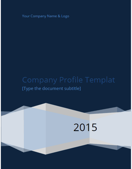 32 Free Company Profile Templates in Word Excel PDF – Company Profile Templates