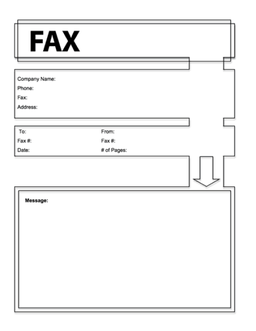 Fax Word sample 11.946