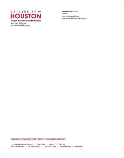 Free Letterhead Template 7941