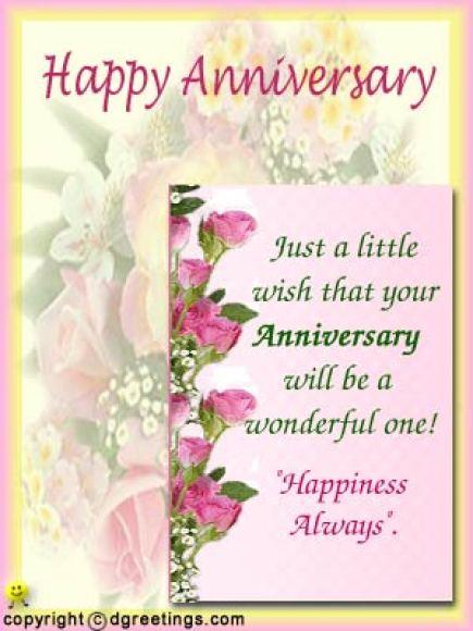 Happy Anniversary Card example 28.9646113