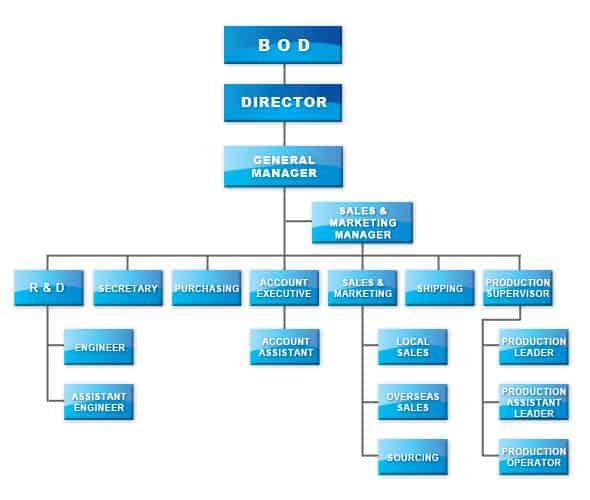 Organization Chart sample 29.941
