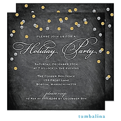 Party Invitation example 16.9641