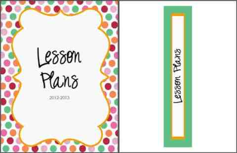 binder cover example 15.641