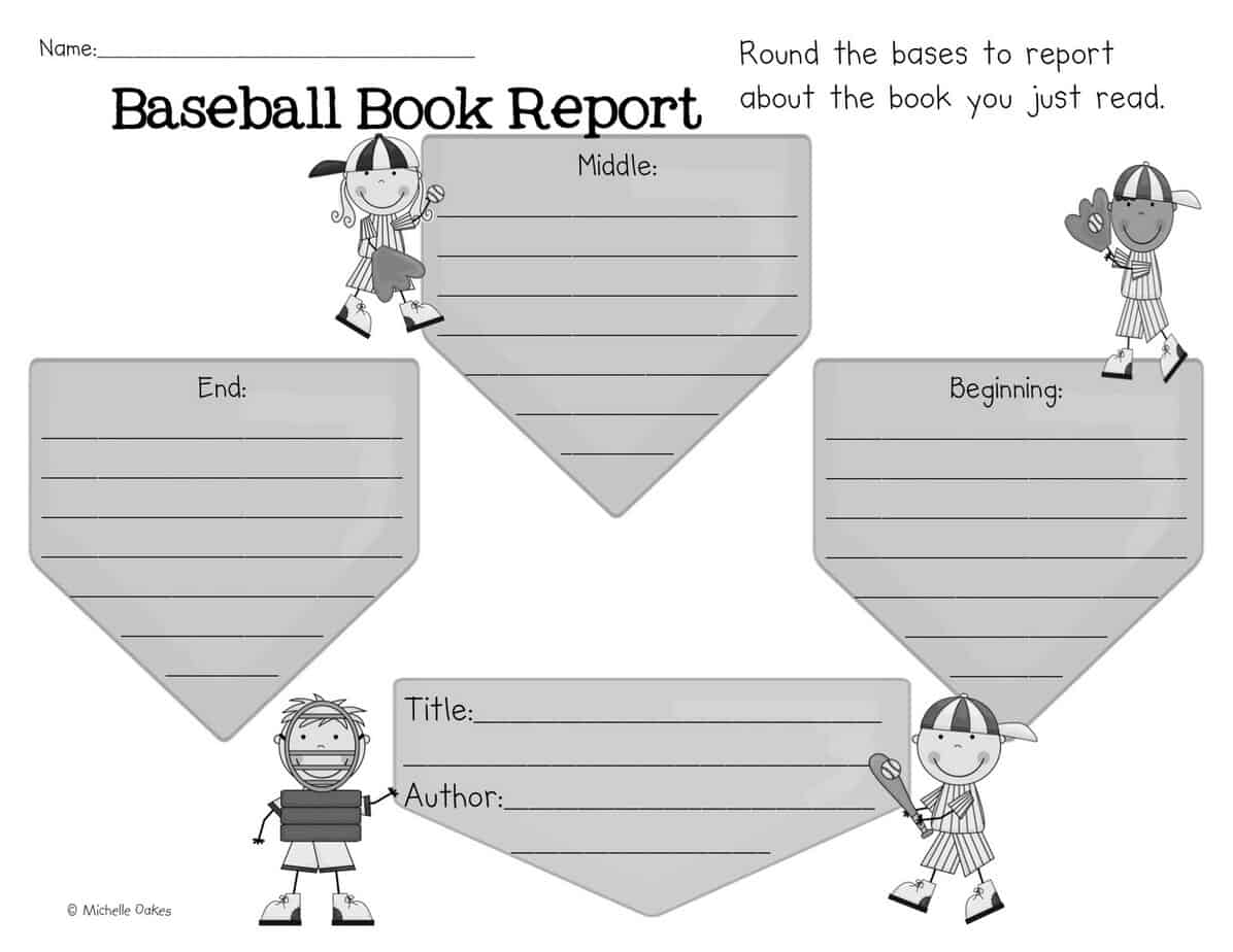 37 Free Book Report Templates In Word Excel