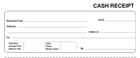 cash receipt example 16.41