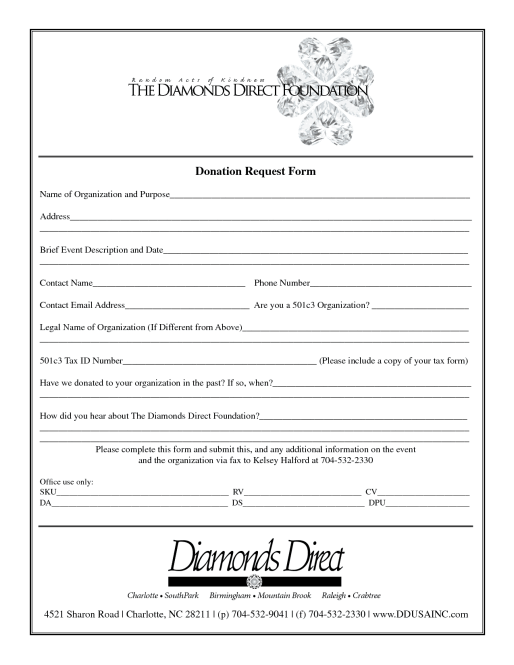 donation form example 26.41