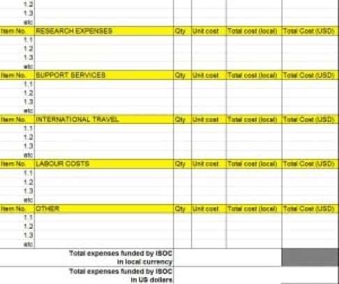 financial report sample 16.64