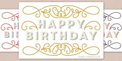 happy birthday card 8941