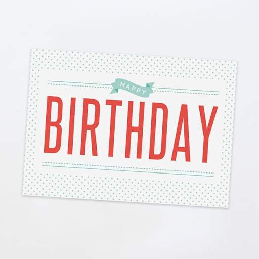 happy birthday card 9941