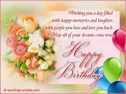 happy birthday card example 39641