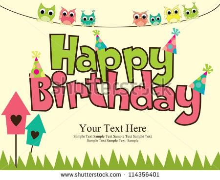 happy birthday card example 594