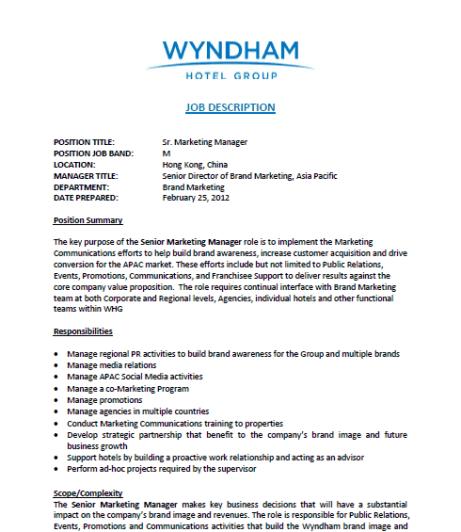 job description sample 17.964