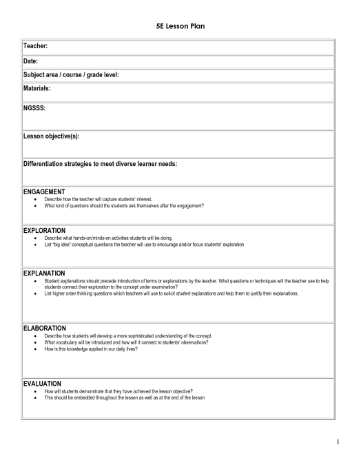 lesson plan template 10.4961