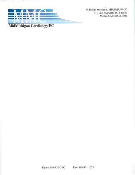 letterhead sample 11.941